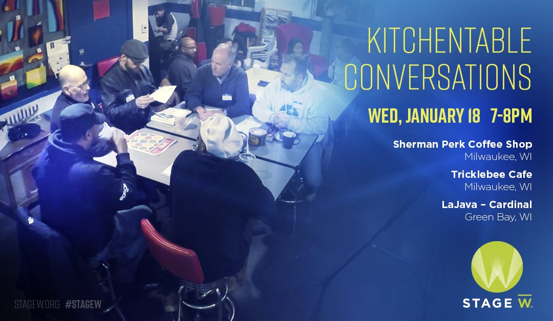 A Wisconsin Business Leader on KitchenTable Conversations