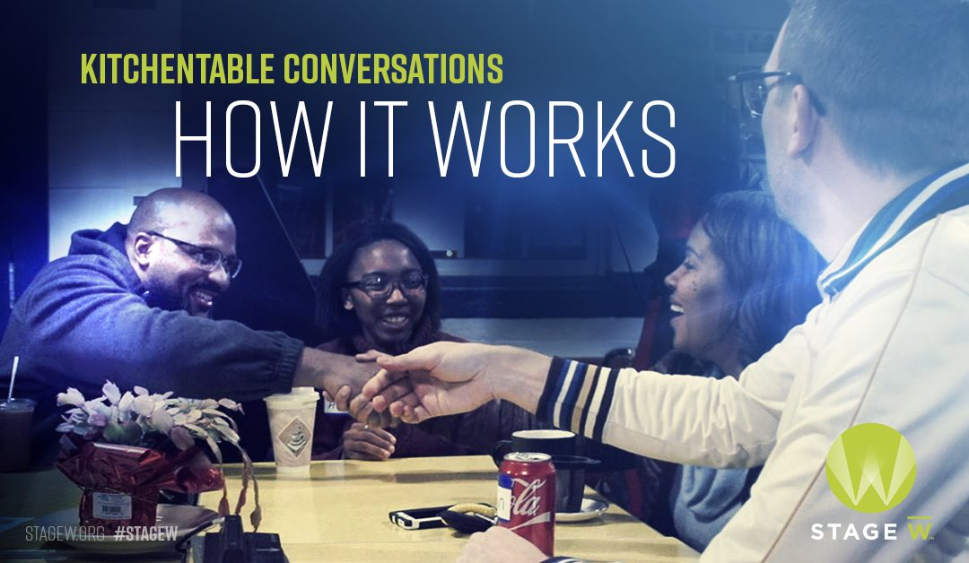 KitchenTable Conversations – How it works